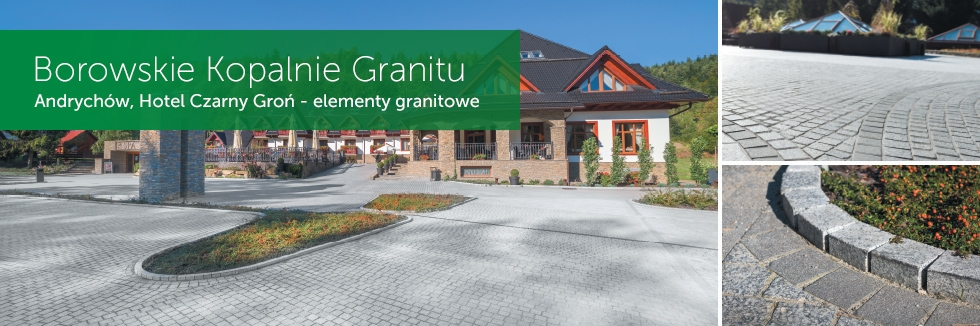 Granit - Andrychow