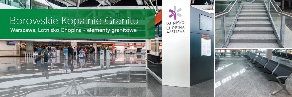 Granit - Lotnisko Warszawa
