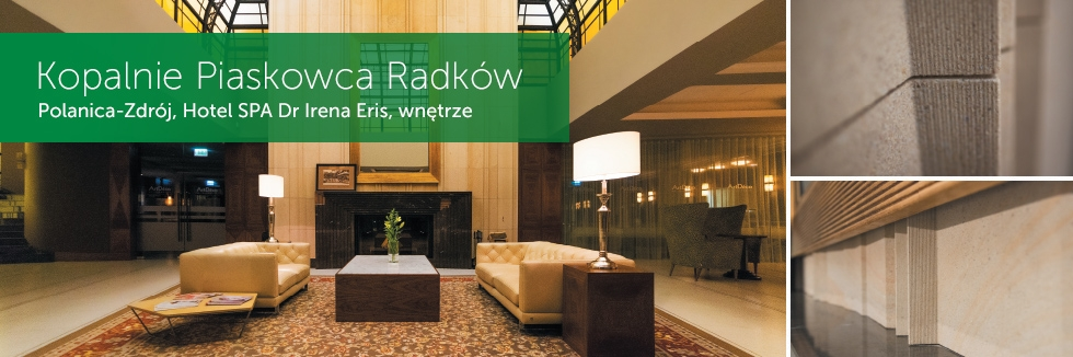 Piaskowiec - Polanica-Zdrój