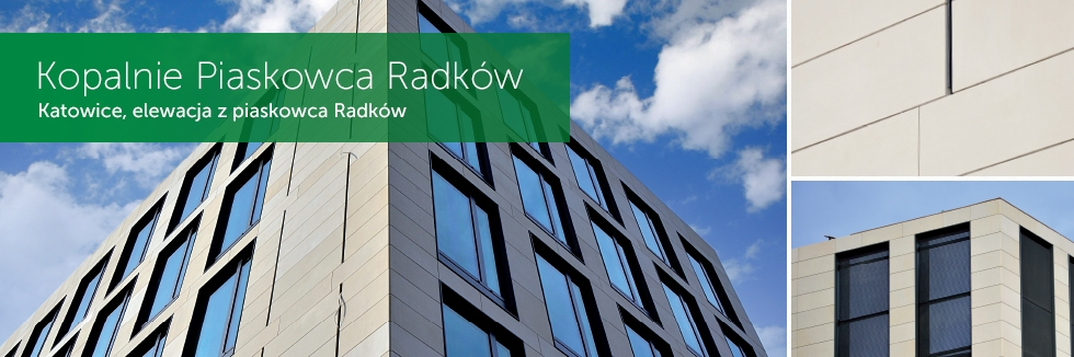 Piaskowiec - Katowice